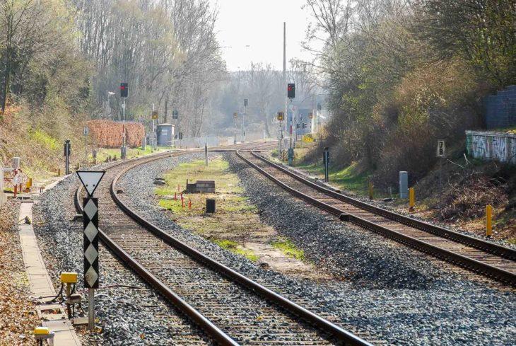 Geplante S-Bahn-Station Schnelsen Süd in Hamburg