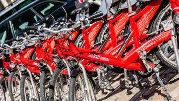 StadtRad-Mietfahrräder in Hamburg