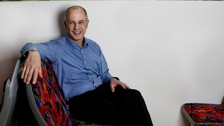 HVV-Geschäftsführer Lutz Aigner