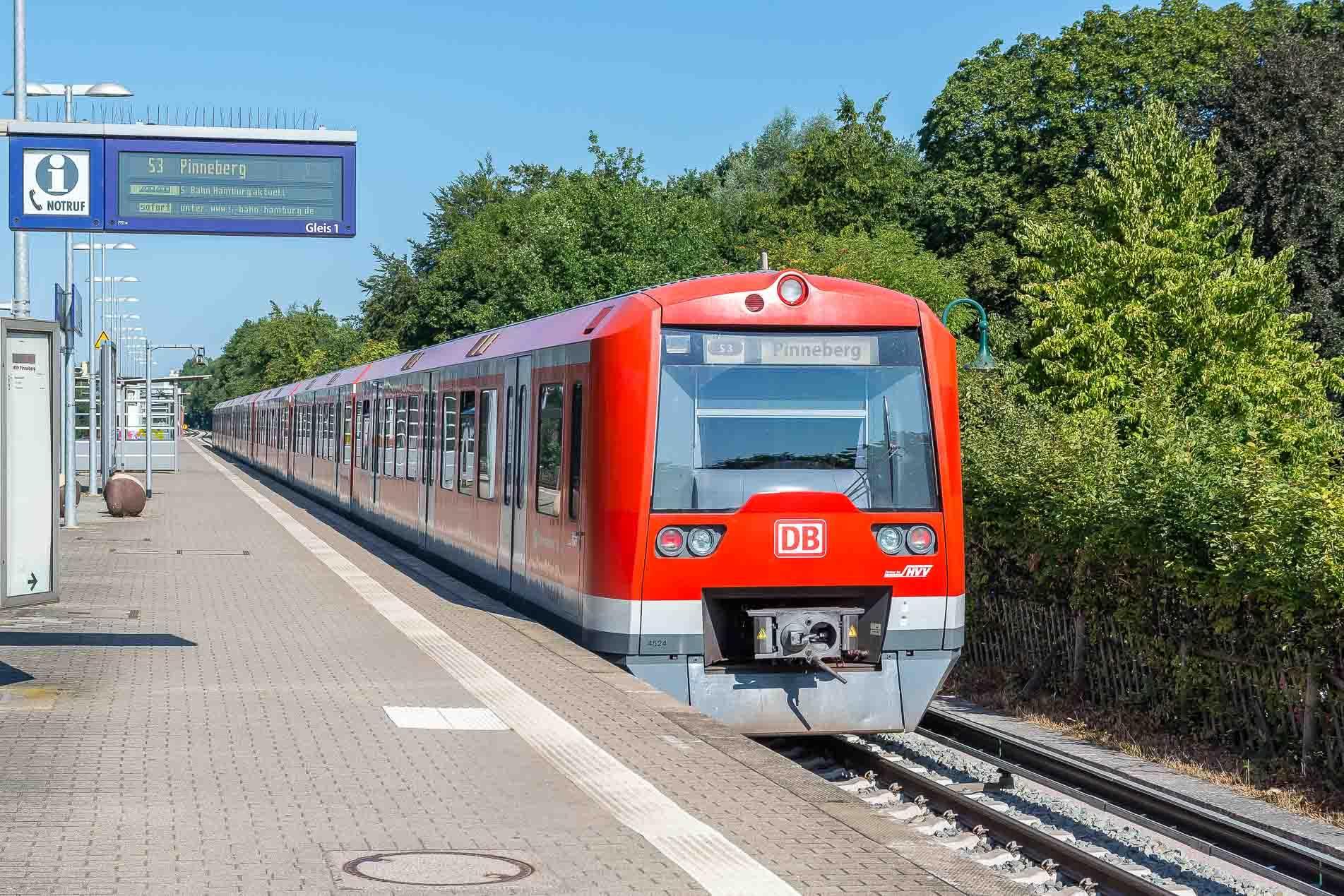Streik: Hamburg kürzt S-Bahn offenbar Zuschüsse