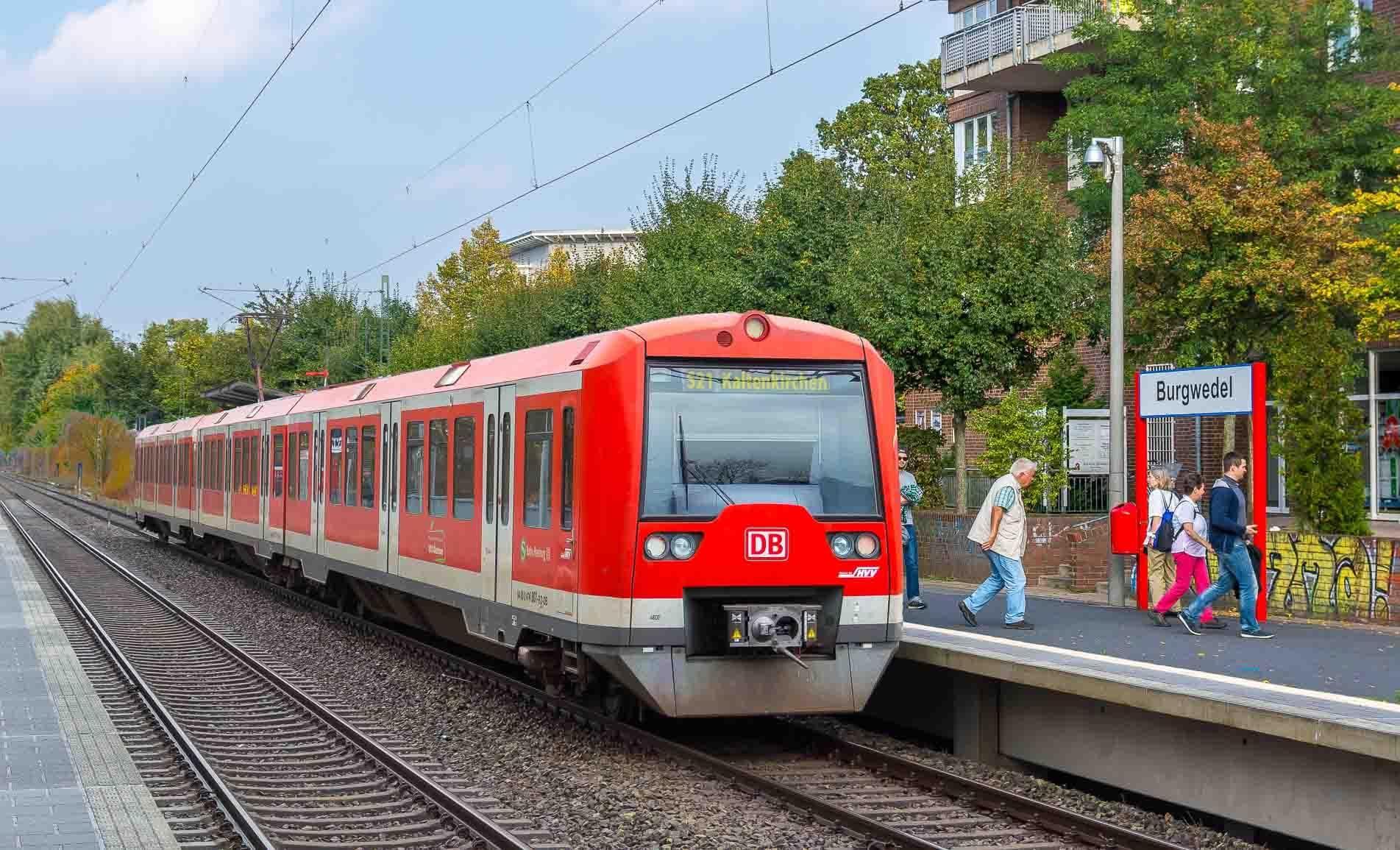 Bahn nach Kaltenkirchen: Planfeststellungsverfahren gestartet