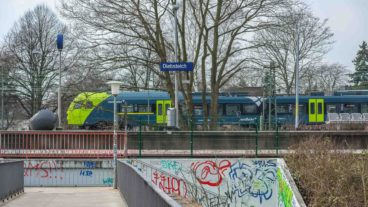 Hier am Diebsteich soll bis 2023 der neue Bahnhof Altona entstehen