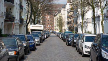 Auto, Hamburg, Individualverkehr, Parken, Parkplatz