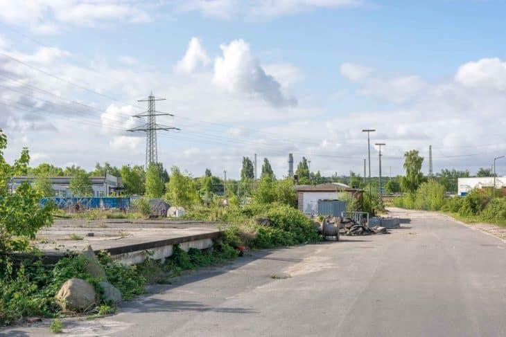 Eidelstedt: Hier soll eine S-Bahn-Werkstatt entstehen