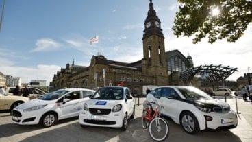 Switchh: Das Mobilitätsangebot für HVV-Kunden