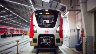 Hamburgs neues Wahrzeichen: Die S-Bahn-Baureihe 490
