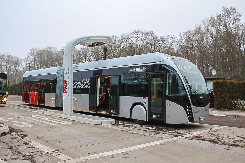 Umfrage: 2025 fährt die Hälfte aller Linienbusse in Europa elektrisch