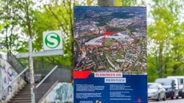 Die Stadt Hamburg will das beschauliche Diebsteich-Quartier zu einem urbanen Ort entwickeln
