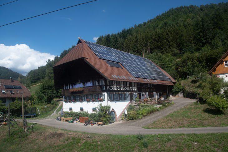 Bauernhof, Deutschland, Haus, Schwarzwald