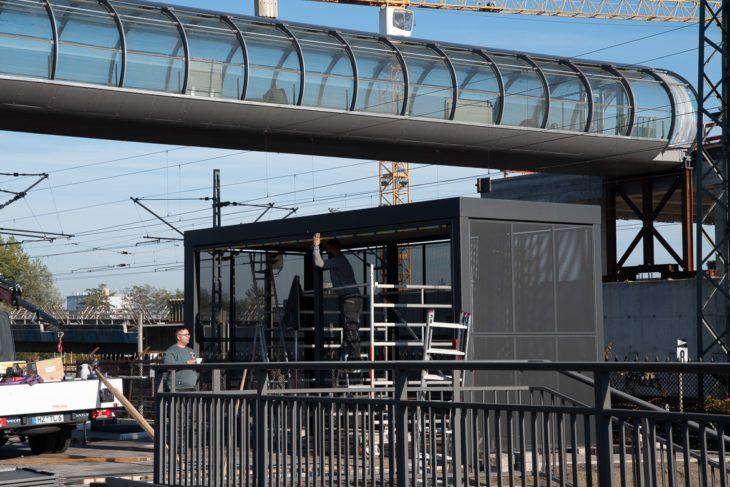 Elbbrücken, HVV, Hafen, Hafencity, Hamburg, Hochbahn, U-Bahn, U4