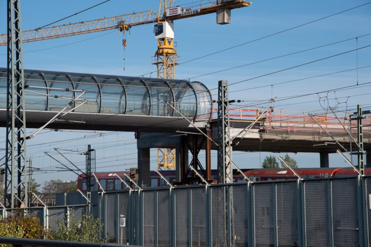 DB, Elbbrücken, HVV, Hafen, Hafencity, Hamburg, Hochbahn, S-Bahn, U-Bahn, U4