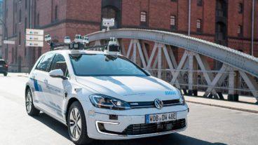 Hamburg, autonomes Fahren