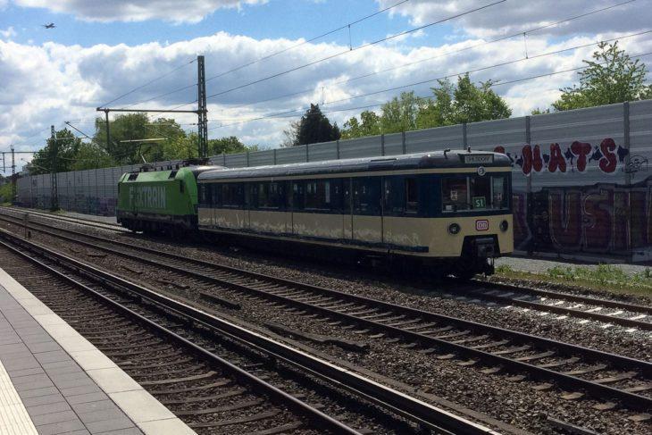 BR471, Bahn, DB, Deutsche Bahn, Deutschland, Elektrofahrzeug, Elektromobilität, Elektrozug, HVV, Hamburg, Nahverkehr, S-Bahn, Schienenverkehr, Umweltverbund, Zug, ÖPNV, Öffentlicher Nahverkehr