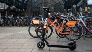 E-Roller, E-Scooter, Elektroroller, Hamburg, Mobilität, Roller, Scooter, Transport, Tretroller, Verkehr