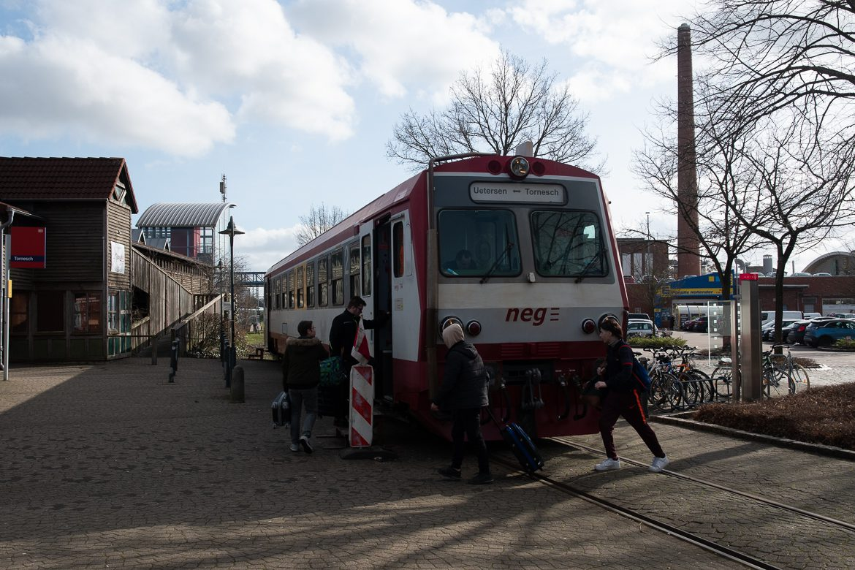 Bus Uetersen Tornesch