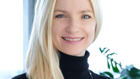 Die neue HVV-Geschäftsführerin Anna-Theresa Korbutt