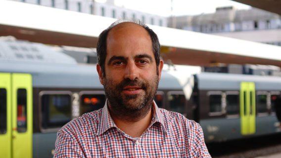 Alexander Montana, Vorstandsmitglied des VCD Nord, hat einen Gegenentwurf zum Mobilitätskonzept der Stadt Hamburg erarbeitet.