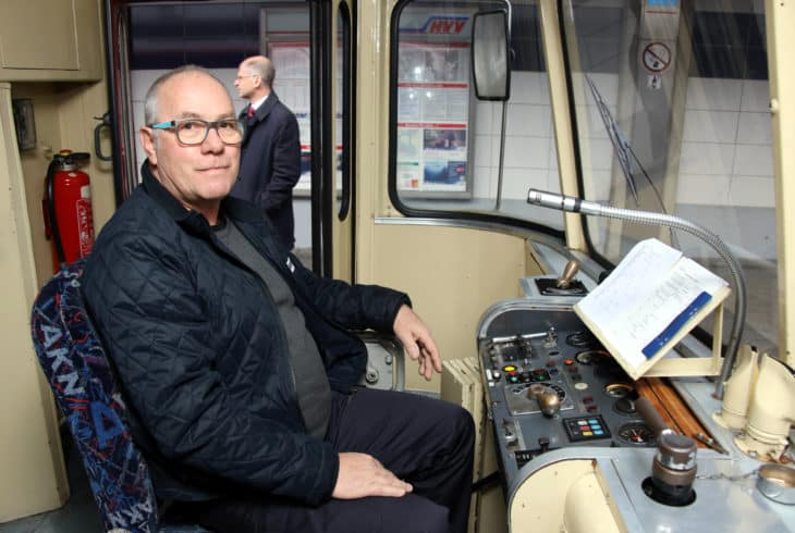 Jörg Wienhold, AKN, Uerdinger, handgemacht, Schienenbus