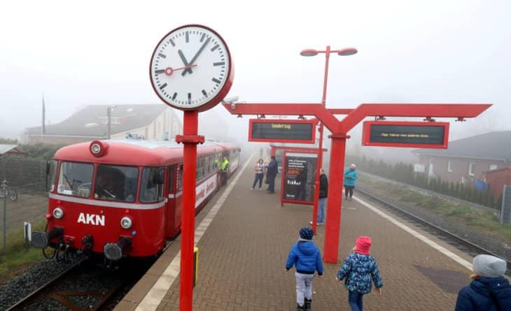 Barmstedt, Kreis Pinneberg, Zug, VT 3.08, VT 3.09