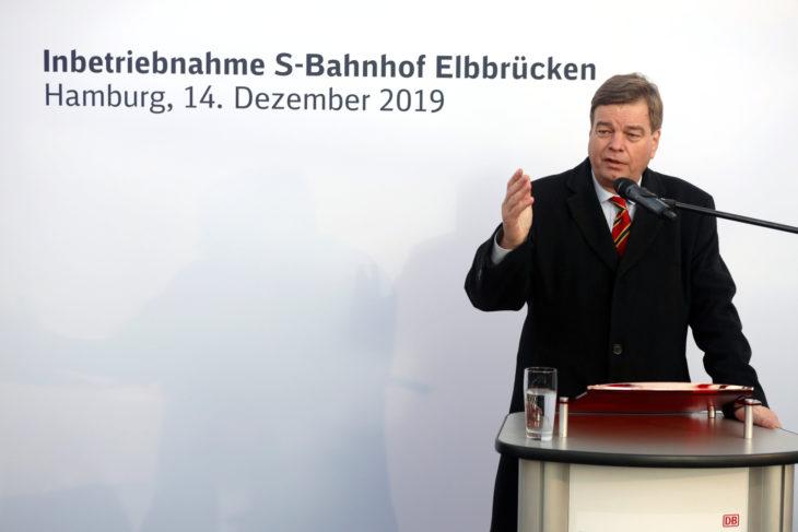 Enak Ferlemann, Staatssekretär im Bundesverkehrsministerium