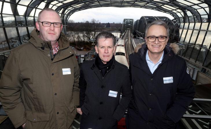 Ole Thorben Buschhüter, Kay Arnecke, Andreas Rieckhof