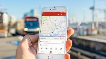 Relaunch und großes Update der HVV-App