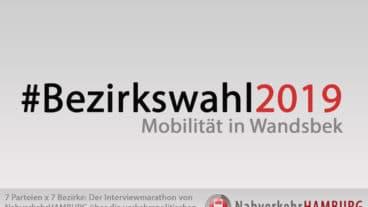 So wollen die Parteien im Bezirk Wandsbek die Verkehrsprobleme lösen